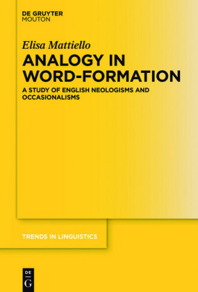 Analogy in Word-formation