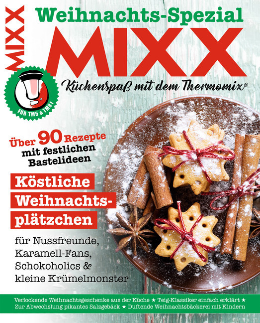 mixx weihnachts spezial 2017 ebook aldi life. Black Bedroom Furniture Sets. Home Design Ideas