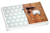 TROST:REICH - Postkartenbuch Cover