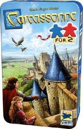 Carcassonne, Für 2 (Spiel) Cover