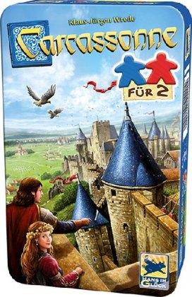 Carcassonne, Für 2 (Spiel)