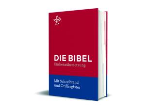 Die Bibel. Einheitsübersetzung der Heiligen Schrift. Gesamtausgabe / Bibel mit Schreibrand (Roter Einband)