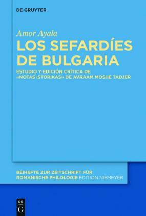 Los sefardíes de Bulgaria