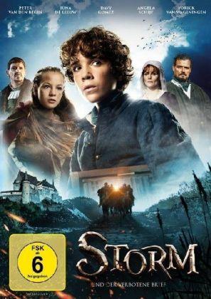 Storm und der verbrotene Brief, 1 DVD