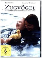 Zugvögel - Wenn Freundschaft Flügel verleiht, 1 DVD Cover