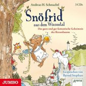 Snöfrid aus dem Wiesental, 3 Audio-CDs Cover