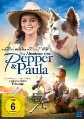 Die Abenteuer von Pepper und Paula, 1 DVD Cover
