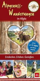 Alpgenuss-Wanderungen im Allgäu Cover