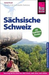 Reise Know-How Reiseführer Sächsische Schweiz (mit Stadtführer Dresden) Cover