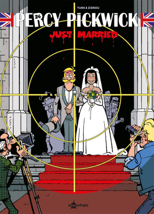 Percy Pickwick - Just Married