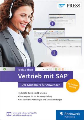 Vertrieb mit SAP. Der Grundkurs für Anwender