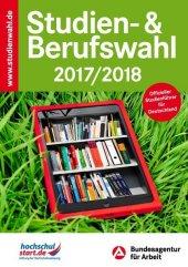 Studien- & Berufswahl 2017/2018 Cover