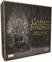 Game of Thrones: Kampf um den Eisernen Thron (Spiel) Cover