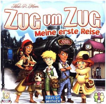 Zug um Zug - Meine erste Reise (Spiel)