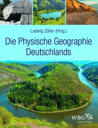 Die Physische Geographie Deutschlands