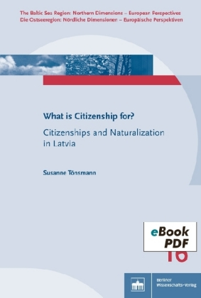 What is Citizenship for?