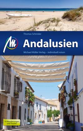 Andalusien Reiseführer Michael Müller Verlag
