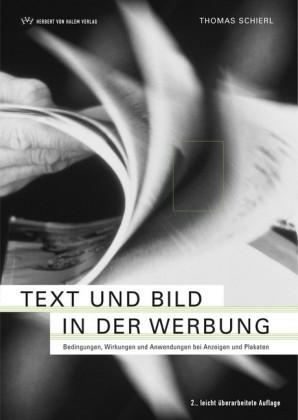 Text und Bild in der Werbung