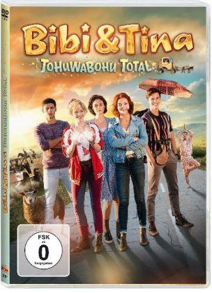 Bibi & Tina - Tohuwabohu total, 1 DVD