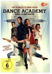 Dance Academy - Das Comeback, 1 DVD Cover