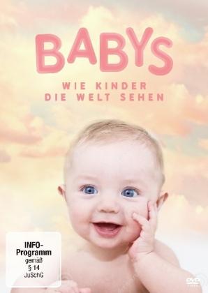 Babys - Wie Kinder die Welt sehen, 1 DVD