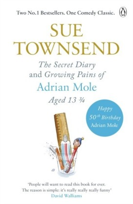 Secret Diary & Growing Pains of Adrian Mole Aged 13