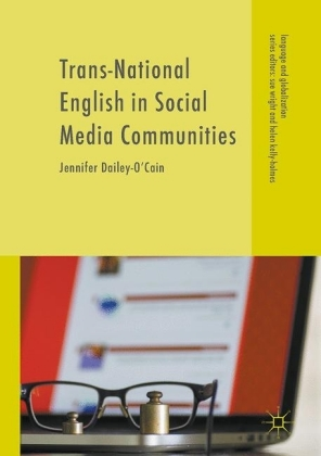 Trans-National English in Social Media Communities
