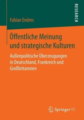 Öffentliche Meinung und strategische Kulturen