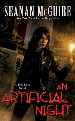 Artificial Night (Toby Daye Book 3)