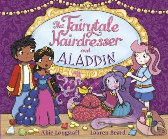 Fairytale Hairdresser and Aladdin