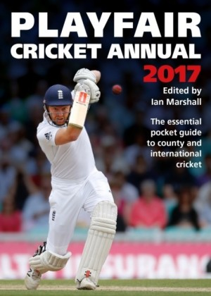 Playfair Cricket Annual 2017