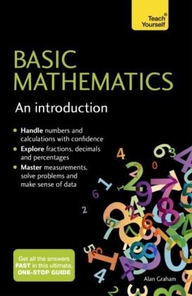 Basic Mathematics: An Introduction: Teach Yourself