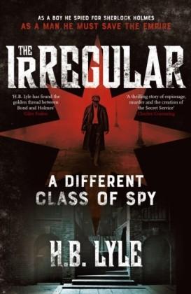 Irregular: A Different Class of Spy