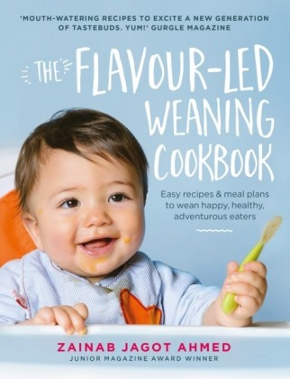 Flavour-led Weaning Cookbook