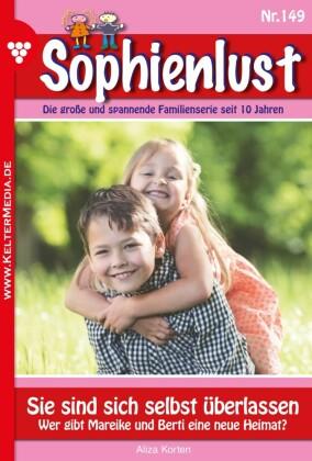 Sophienlust 149 - Liebesroman