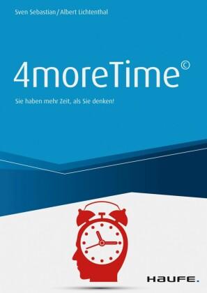 4moreTime© - Sie haben mehr Zeit, als Sie denken!