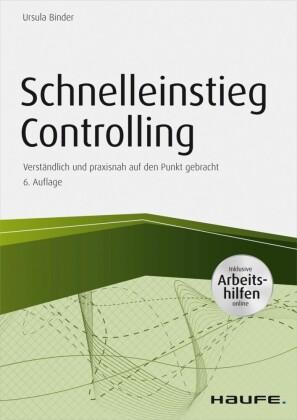 Schnelleinstieg Controlling - inkl. Arbeitshilfen online