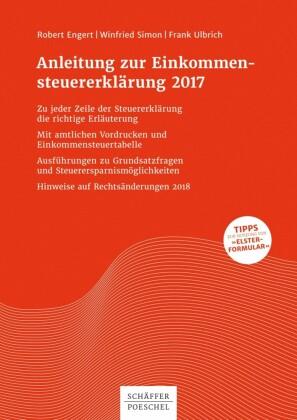 Anleitung zur Einkommensteuererklärung 2017