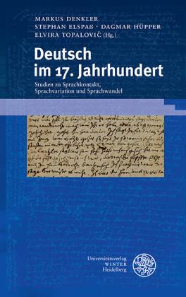 Deutsch im 17. Jahrhundert