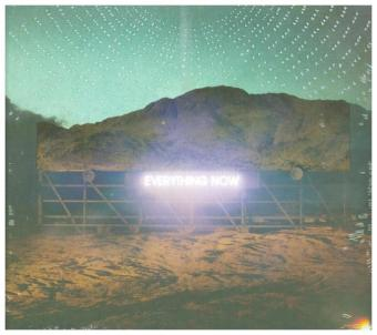 Everything Now (Night Version), 1 Audio-CD