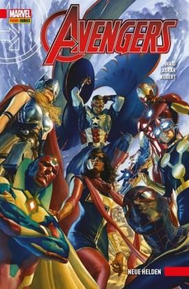 Avengers PB 1 - Neue Helden