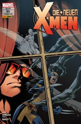 Die neuen X-Men 3 - Invasion der Dämonen