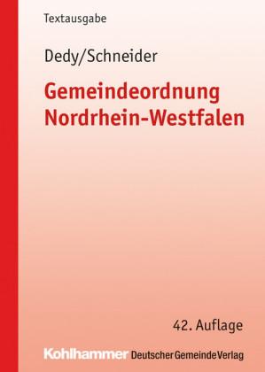 Gemeindeordnung Nordrhein-Westfalen