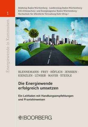 Die Energiewende erfolgreich umsetzen
