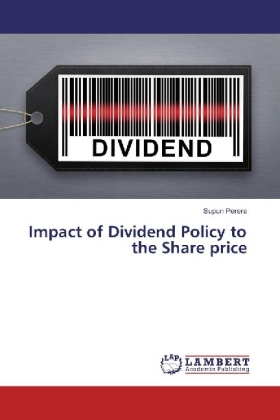 Impact of Dividend Policy to the Share price