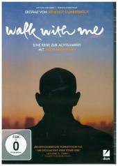 Walk with me, 1 DVD (OmU) Cover