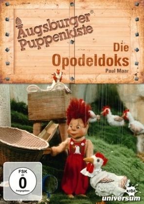 Augsburger Puppenkiste - Die Opodeldoks, 1 DVD