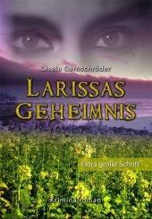 Larissas Geheimnis - Großschrift Cover
