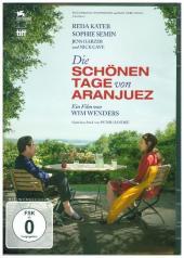 Die schönen Tage von Aranjuez, 1 DVD Cover
