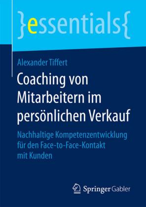 Coaching von Mitarbeitern im persönlichen Verkauf